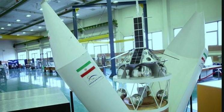 ماهواره ناهید 1 آماده پرتاب شد