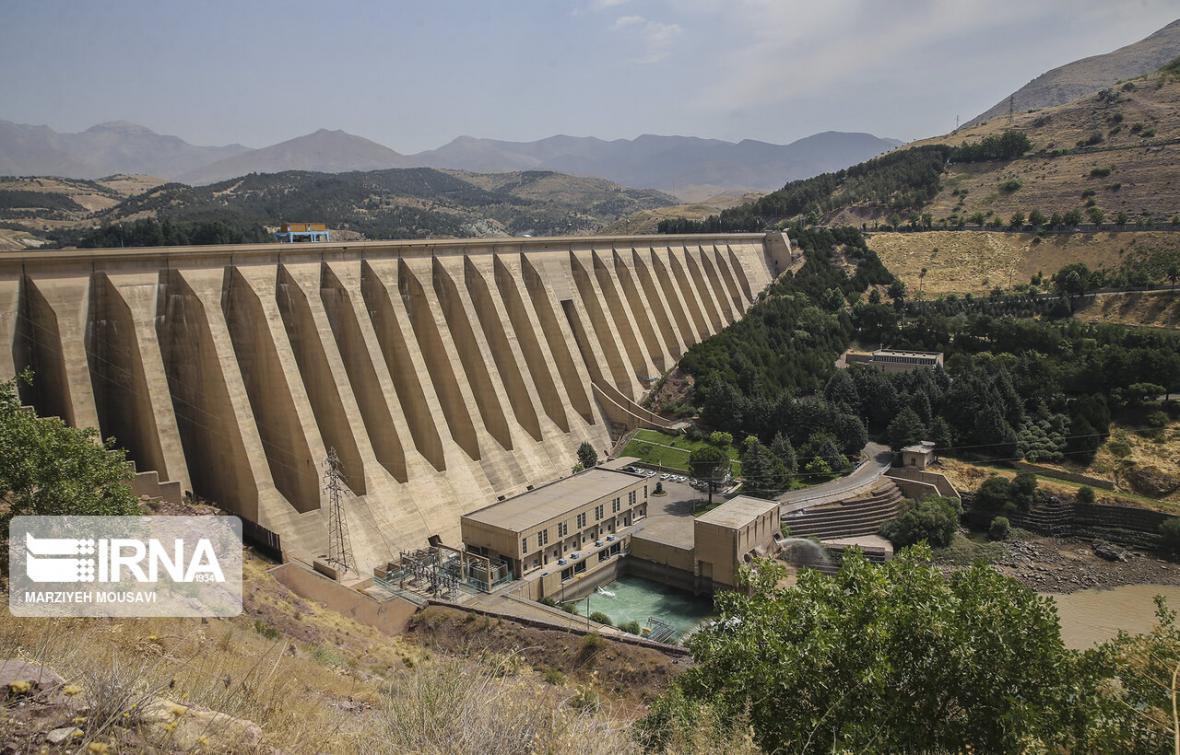 خبرنگاران 34 میلیون متر مکعب ذخیره آب در سدهای تهران افزایش یافت