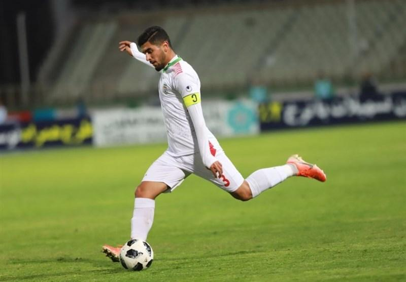 بازیکن تیم جوانان ایران: می خواهیم یکی از تیم های برتر آسیا باشیم