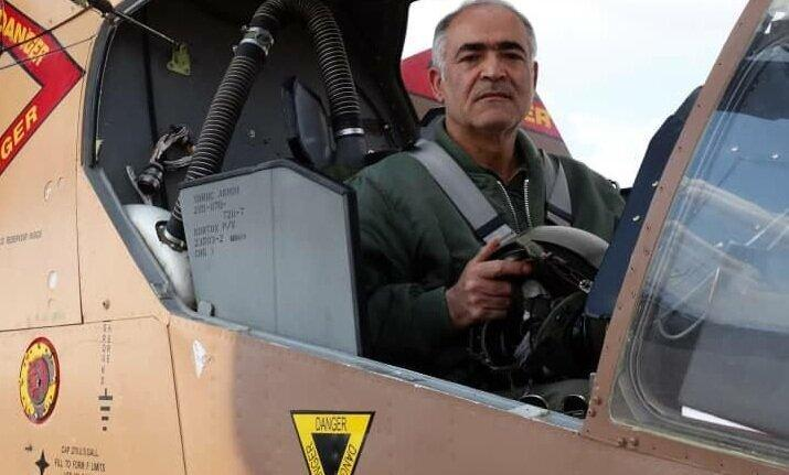 درگذشت خلبان همرزم چمران و صیاد شیرازی و هم پرواز شیرودی و کشوری ، او طلایه دار پرواز عملیاتی با بالگرد کبرا بود