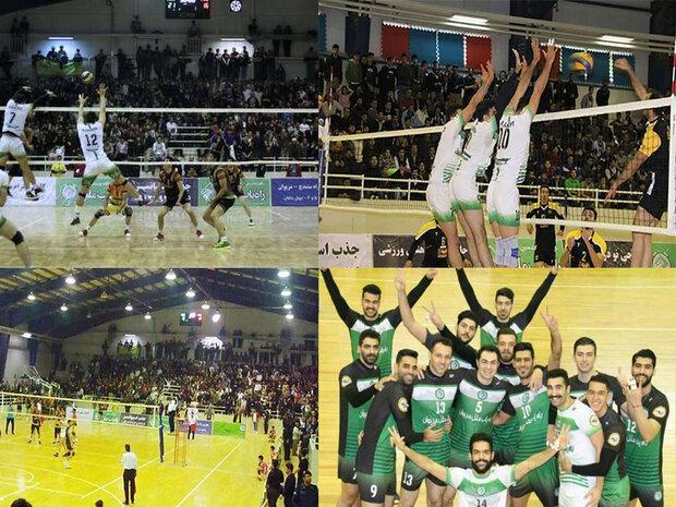 حضور راه یاب ملل کردستان در لیگ برتر والیبال کشور قطعی شد