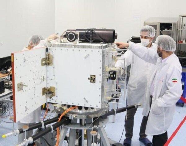 ماهواره پارس1 به پایان رسید