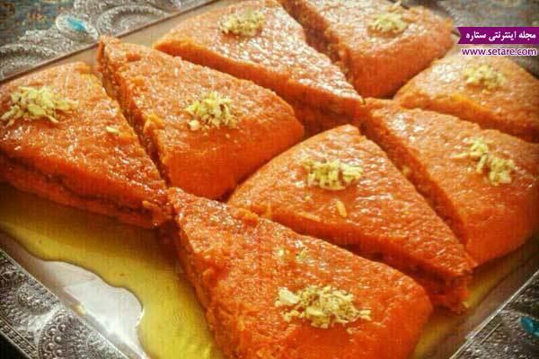 طرز تهیه خاگینه هویج تبریزی