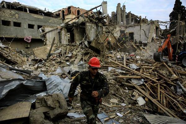 مرور تلخی های یک جنگ (گزارش تصویری)