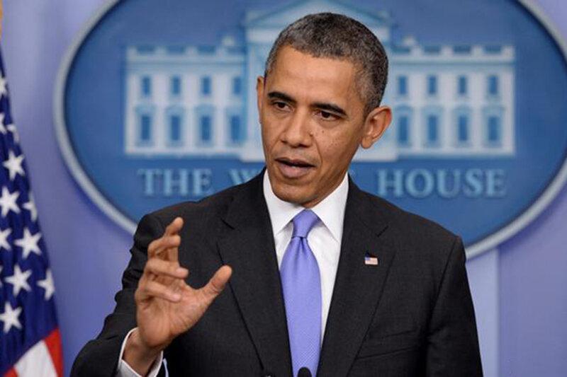اوباما بار دیگر آمریکایی ها را به رای دادن تشویق کرد