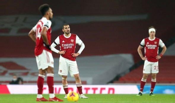 حذف آرسنال از جام اتحادیه انگلیس